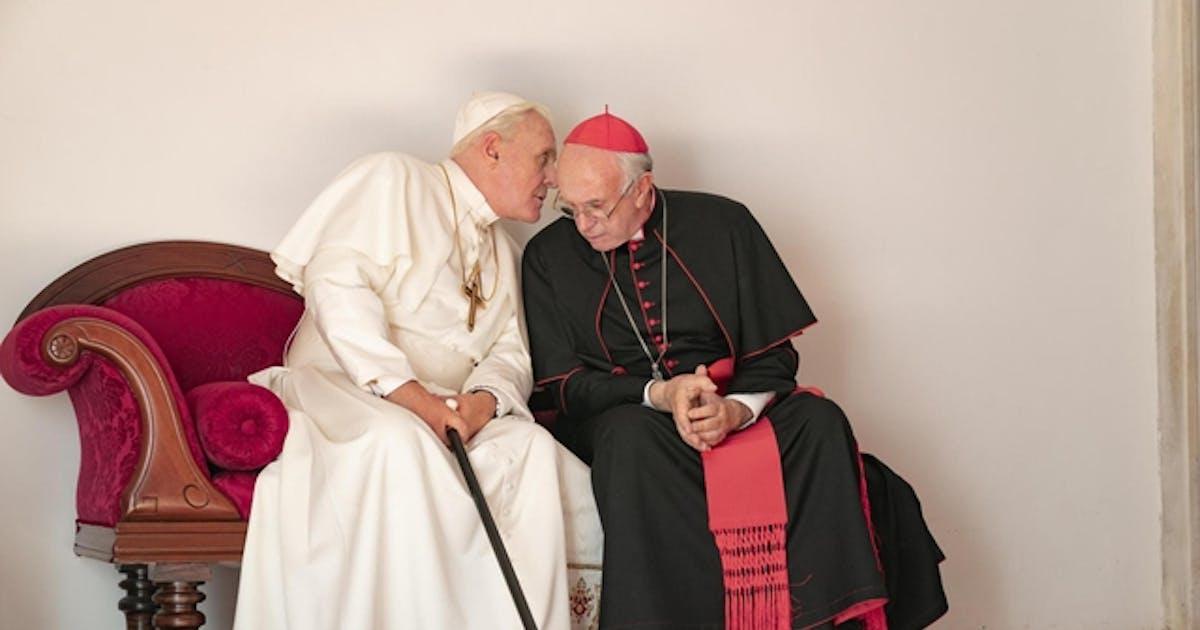The two popes la prima foto ufficiale for Area clienti 3 servizi in abbonamento