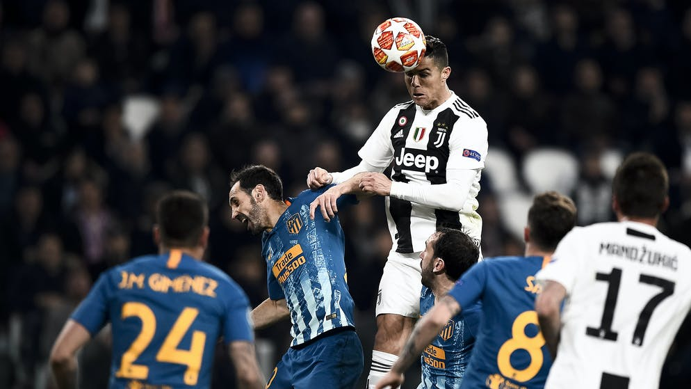 Wie Hoch Springt Ronaldo