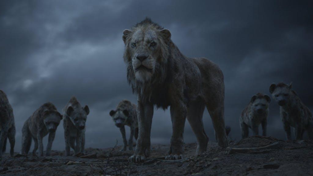 wann kommt könig der löwen im kino