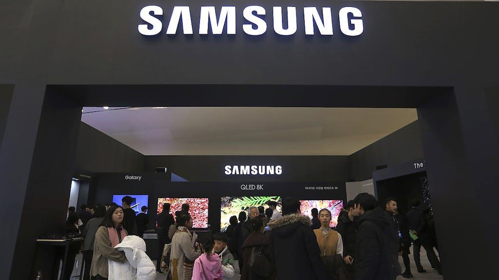 Samsung Gewinnen