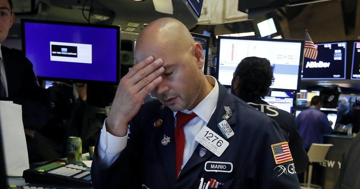 Rezessionsangst schickt Börsen auf Talfahrt