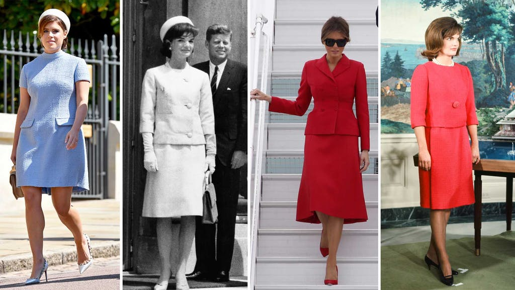 Quand Kate, Meghan ou Melania Trump copient Jackie Kennedy
