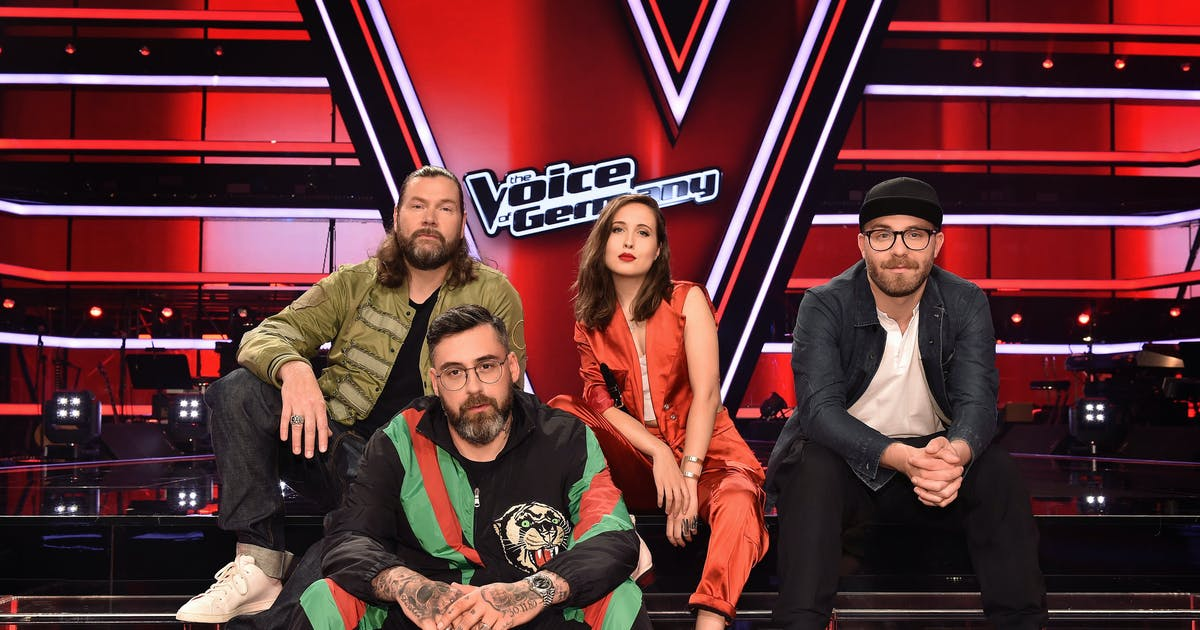 The Voice Of Germany Sendetermine 2019