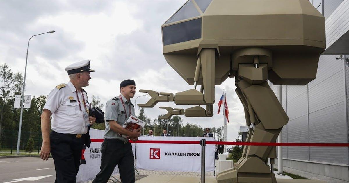Ex-Google-Mitarbeiterin warnt: Killer-Roboter können Kriege starten