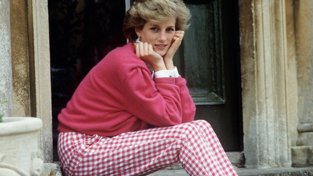 Lady Diana Prinzessin Der Hipster