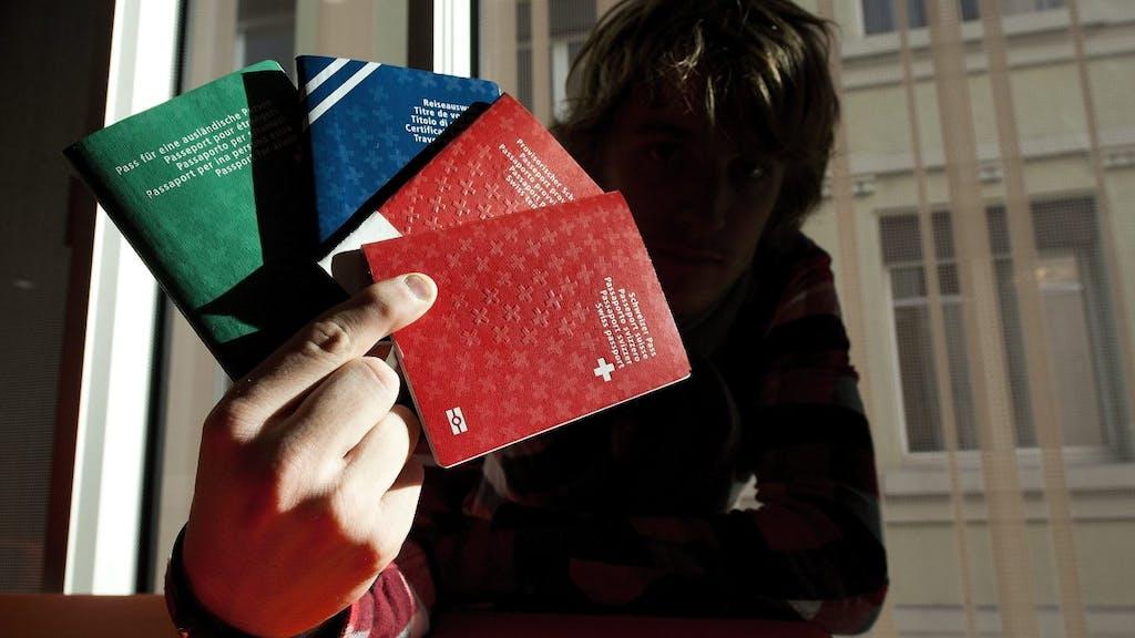 Titoli soggiorno in formato carta di credito