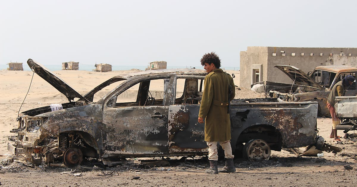 USA führen Gespräche mit Huthi-Rebellen