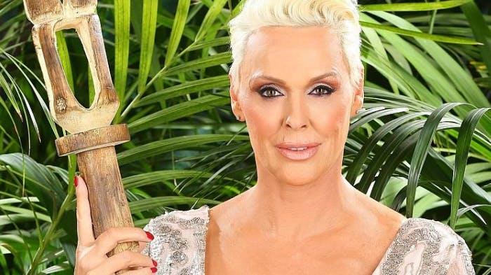 2012: Dschungelkönigin Brigitte Nielsen und ihr legendäres Kauderwelsch: «Was geht los da rein!?». Hääää?