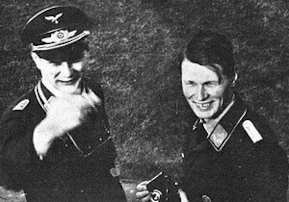 Aufstieg von Hitlers Tarnkappen-Jet