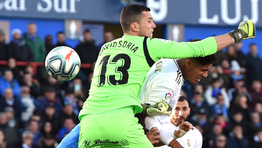 Real Madrid Gegen Getafe