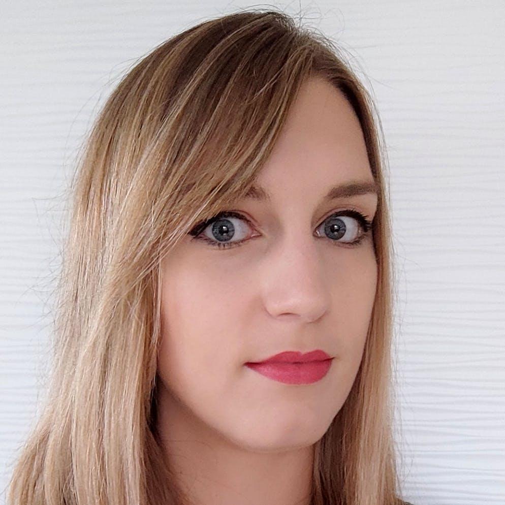 Porträt von Ernährungsexpertin Céline Matter