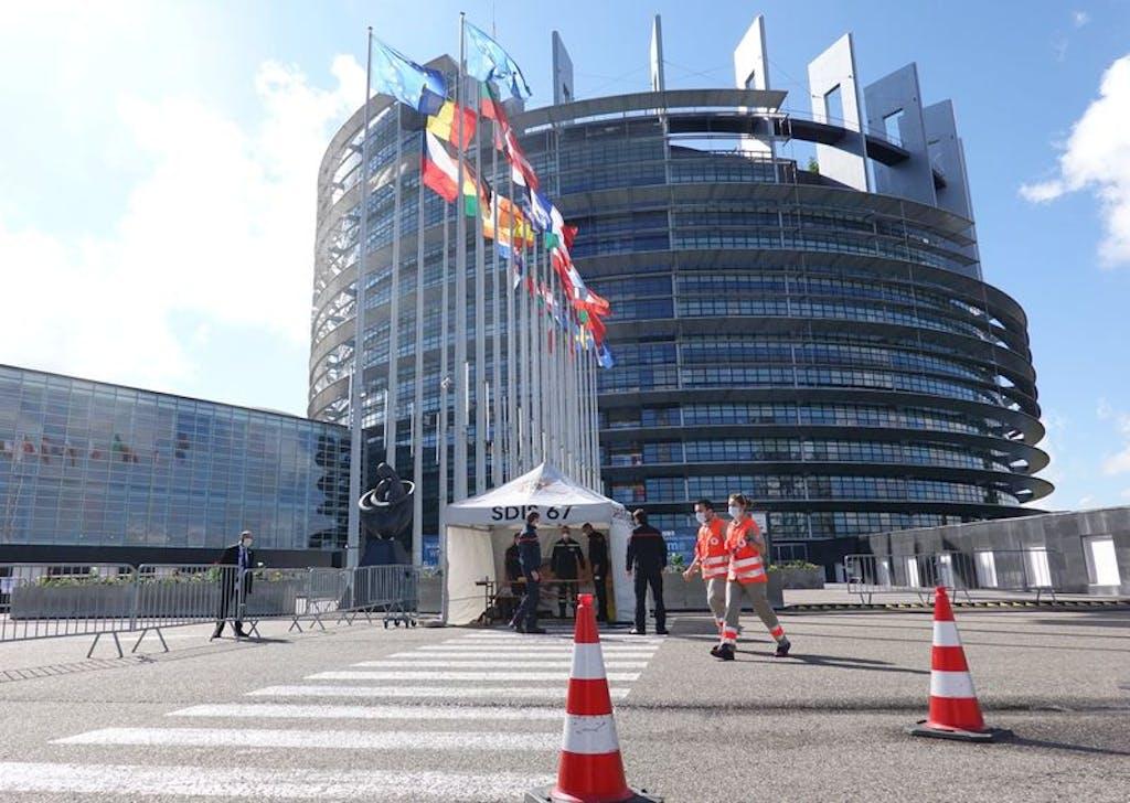Straßburg Risikogebiet