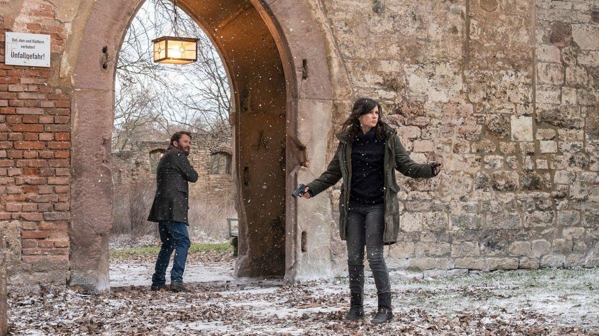 Lessing (Christian Ulmen) und Kira Dorn (Nora Tschirner) beobachteten einen Mord – und nahmen die Verfolgung gleich auf. Was folgte, war eine Tragödie.