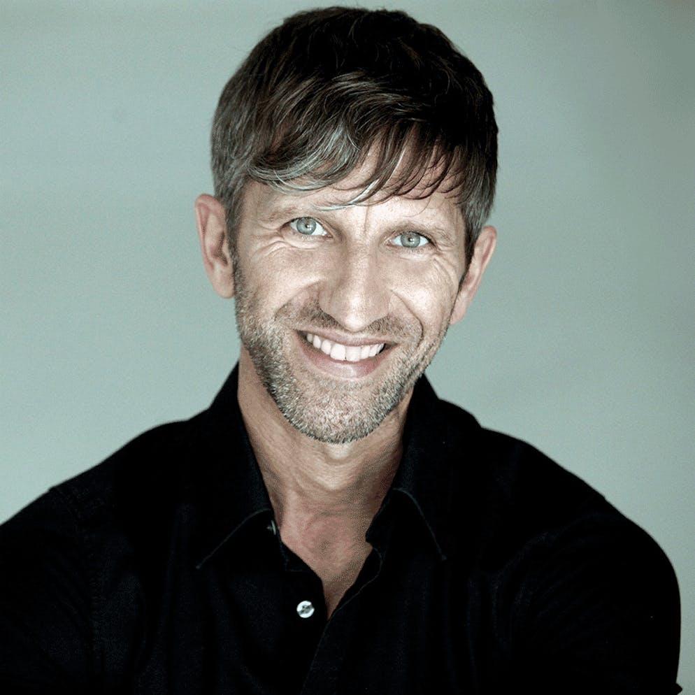Porträt Eric Standop Gesichtleser, Face Reading