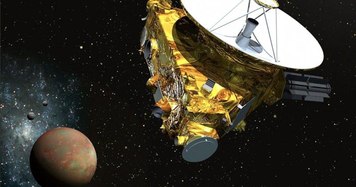Pluto Wieder Planet