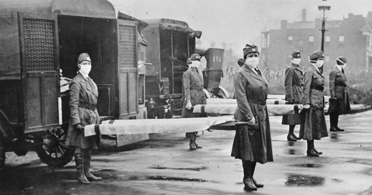 Pandemie Alle 100 Jahre