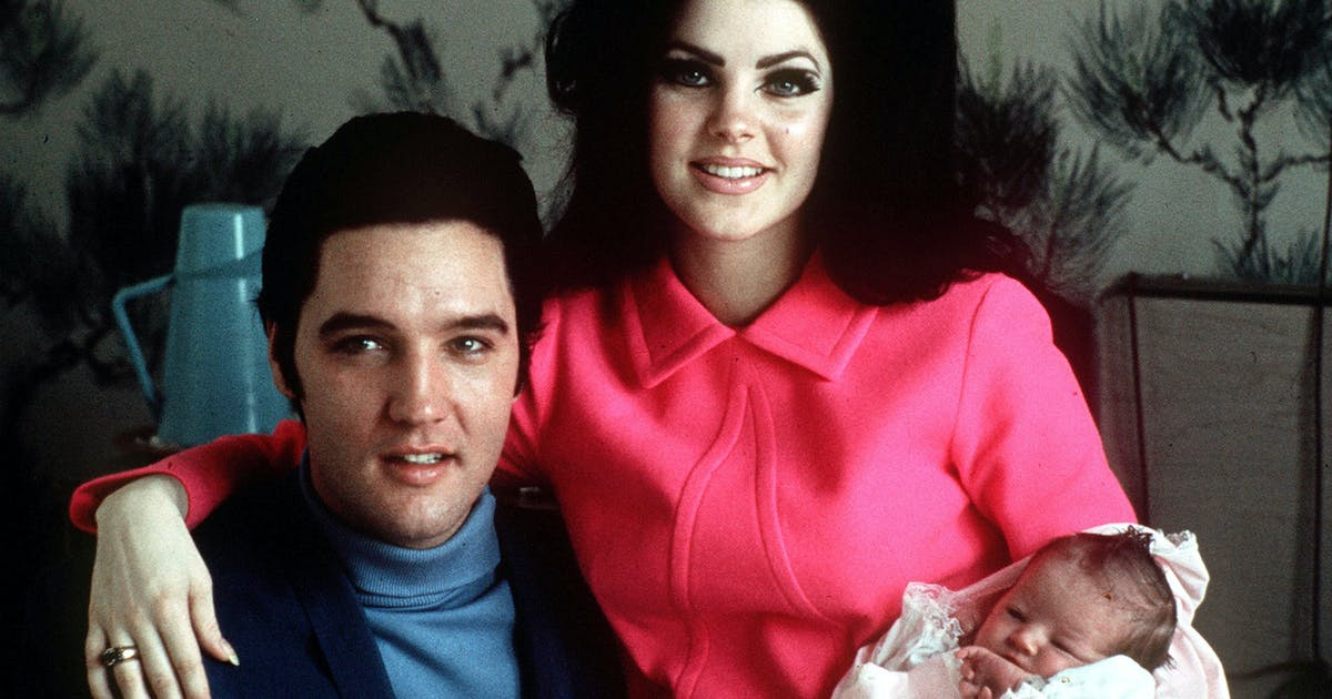 The King Rules Her Life Priscilla Presley Turns 75 World