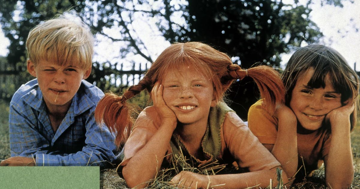 Pippi Langstrumpf Kurzgeschichte