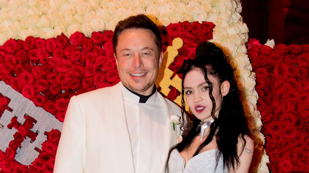Elon Musks Sohn