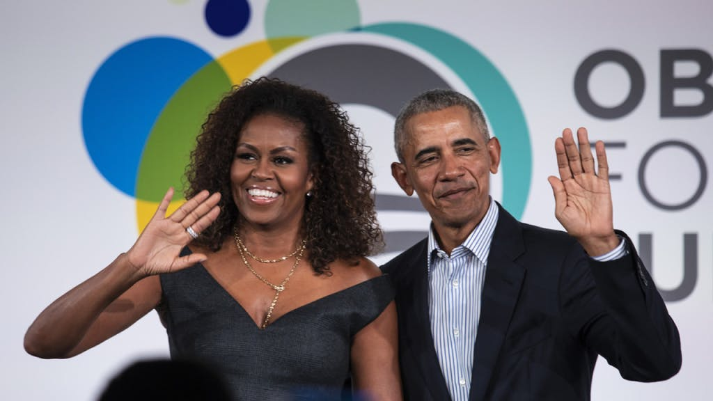 Michelle Obama Mann