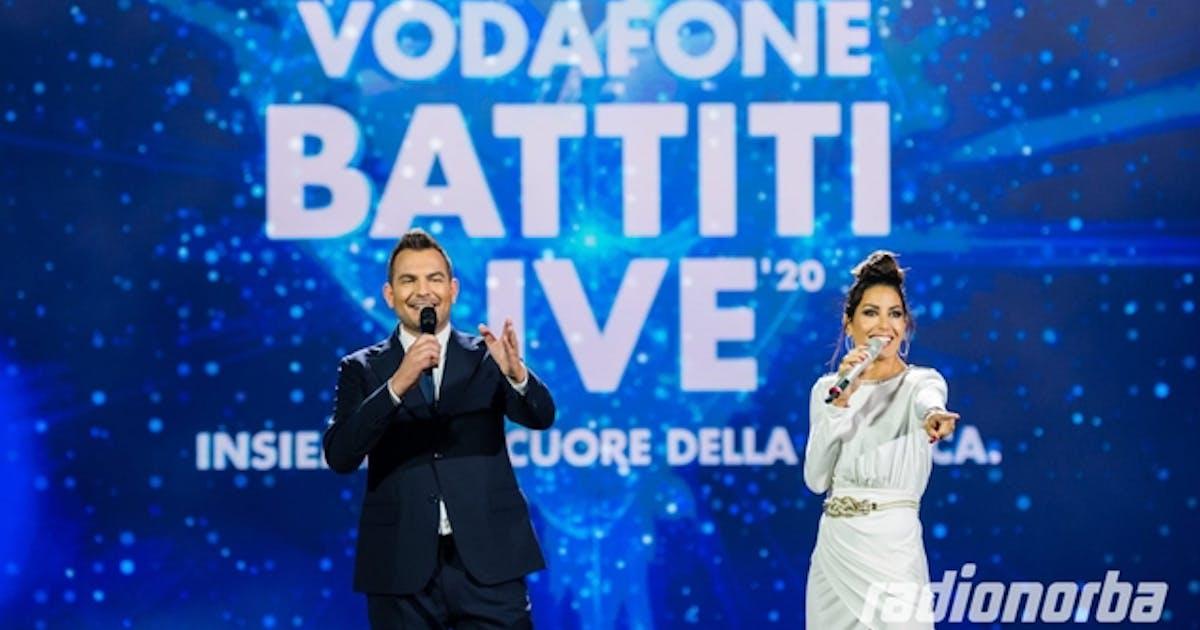 Battiti Live lunedì su Italia 1, sul palco