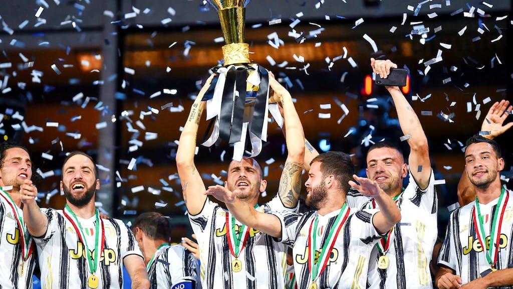 Calendrier Juventus 2021 Le calendrier de la saison 2020/2021 dévoilé
