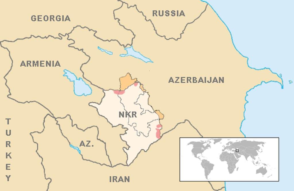Aserbaidschan Gegen Armenien Erdogans Freischarler Und Putins Langer Atem