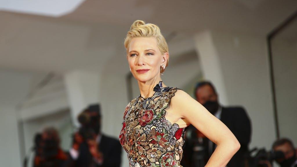 Cate Blanchett Nennt Sich Schauspieler