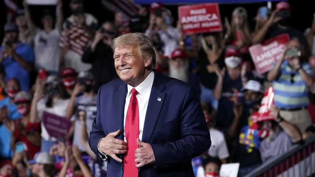Donald Trump Friedensnobelpreis