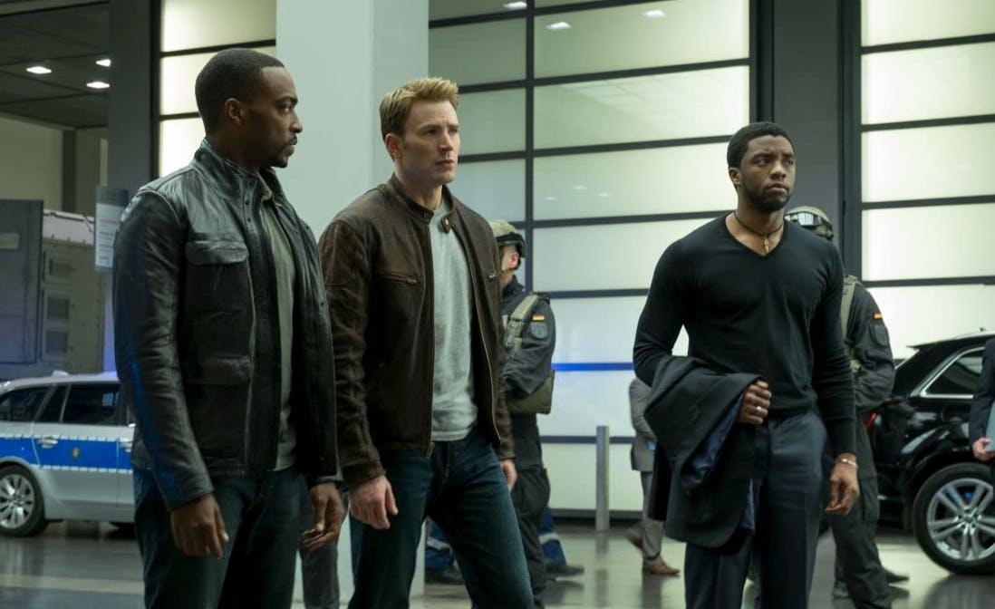 «Captain America: Civil War» und ...