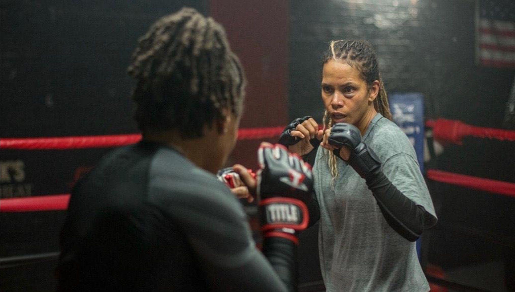 Im November stehen Halle Berry als Schauspielerin und Regisseurin von «Bruised» auf dem Programm, ...