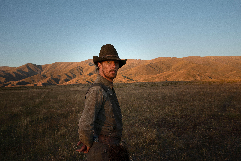 In «The Power of the Dog», der Anfang Dezember lanciert wird, spieltBenedict Cumberbatch den charismatischen Rancher Phil Burbank.