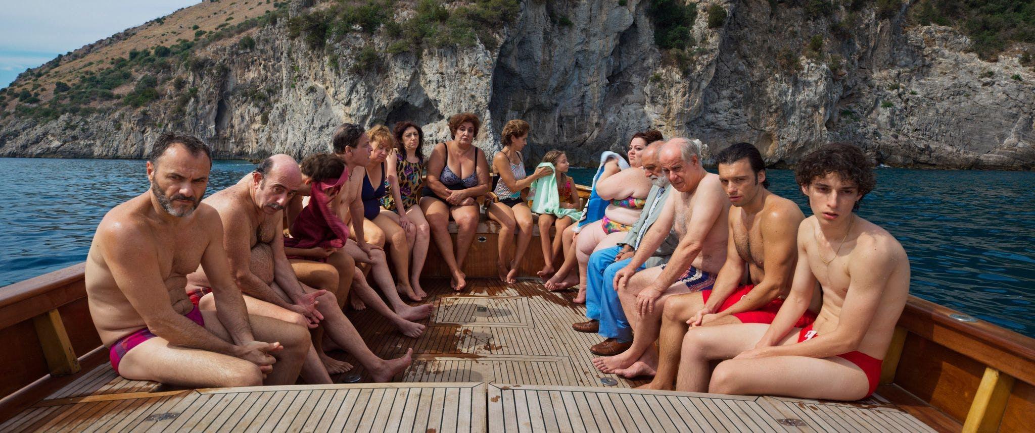 Läuft im Wettbewerb: Szene aus dem Film «Die Hand Gottes» von Paolo Sorrentino.