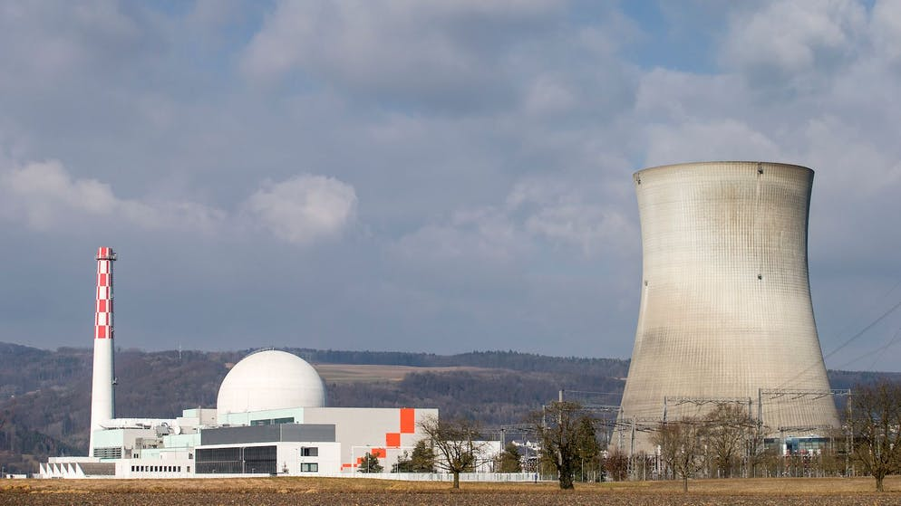 It would take ten Leibstadt nuclear power plants to power Bitcoin.