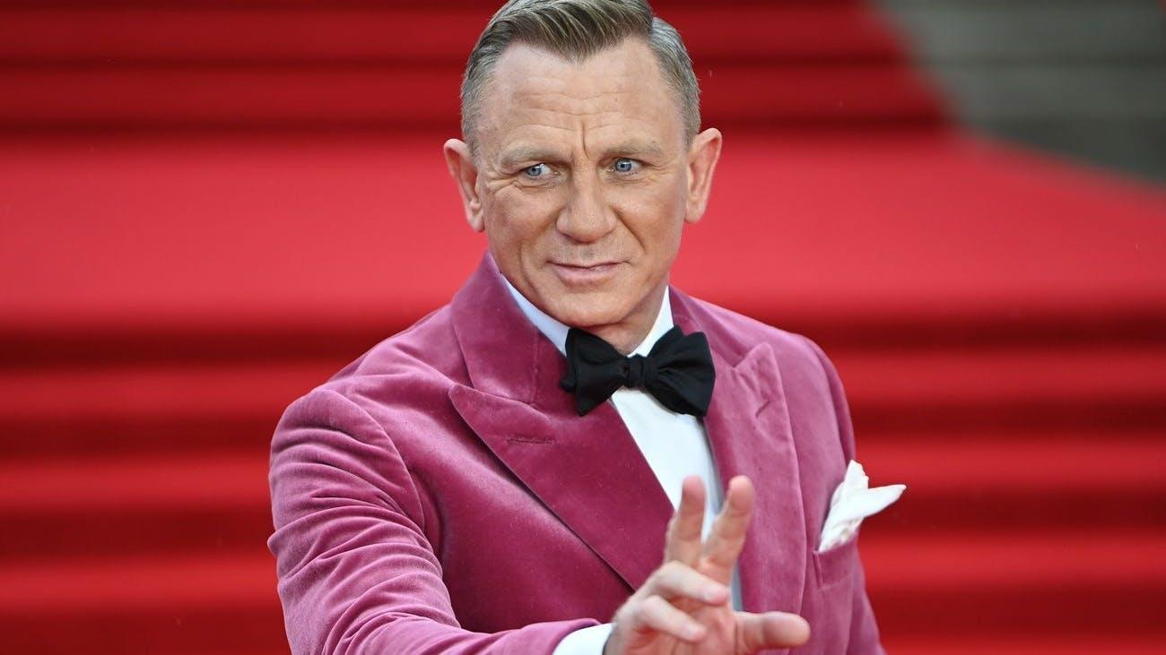 Daniel Craig gibt nach «No Time To Die» seine 007-Lizenz ab.
