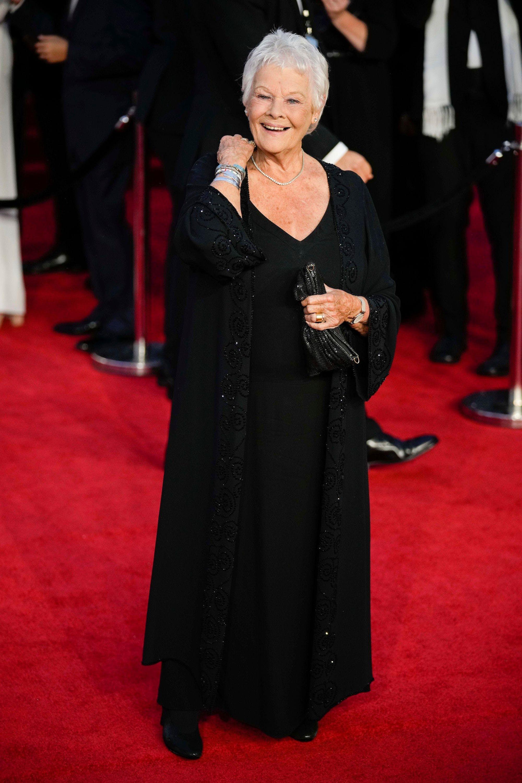 Bond-Legende Judi Dench verkörperte «M» von 1995 bis 2012.