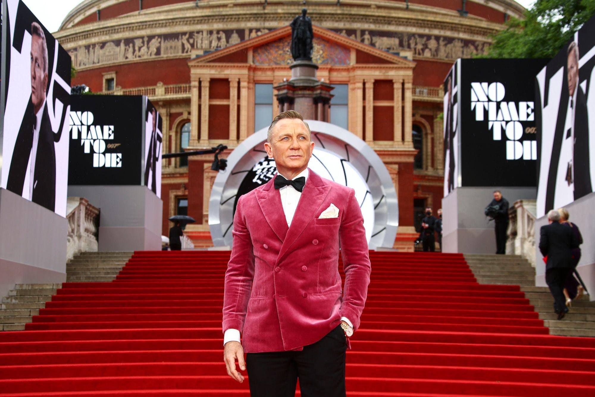 Die Gala fand am Dienstagabend in der Royal Albert Hall in London statt.