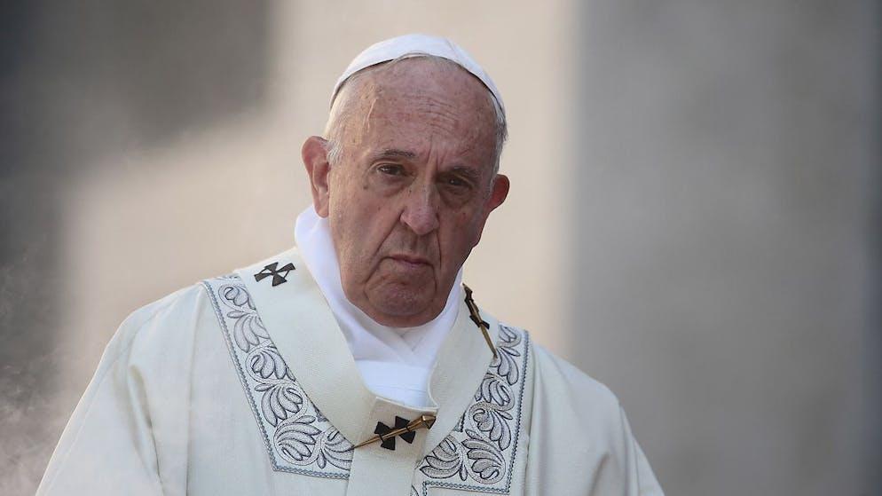 Papst Aufgaben