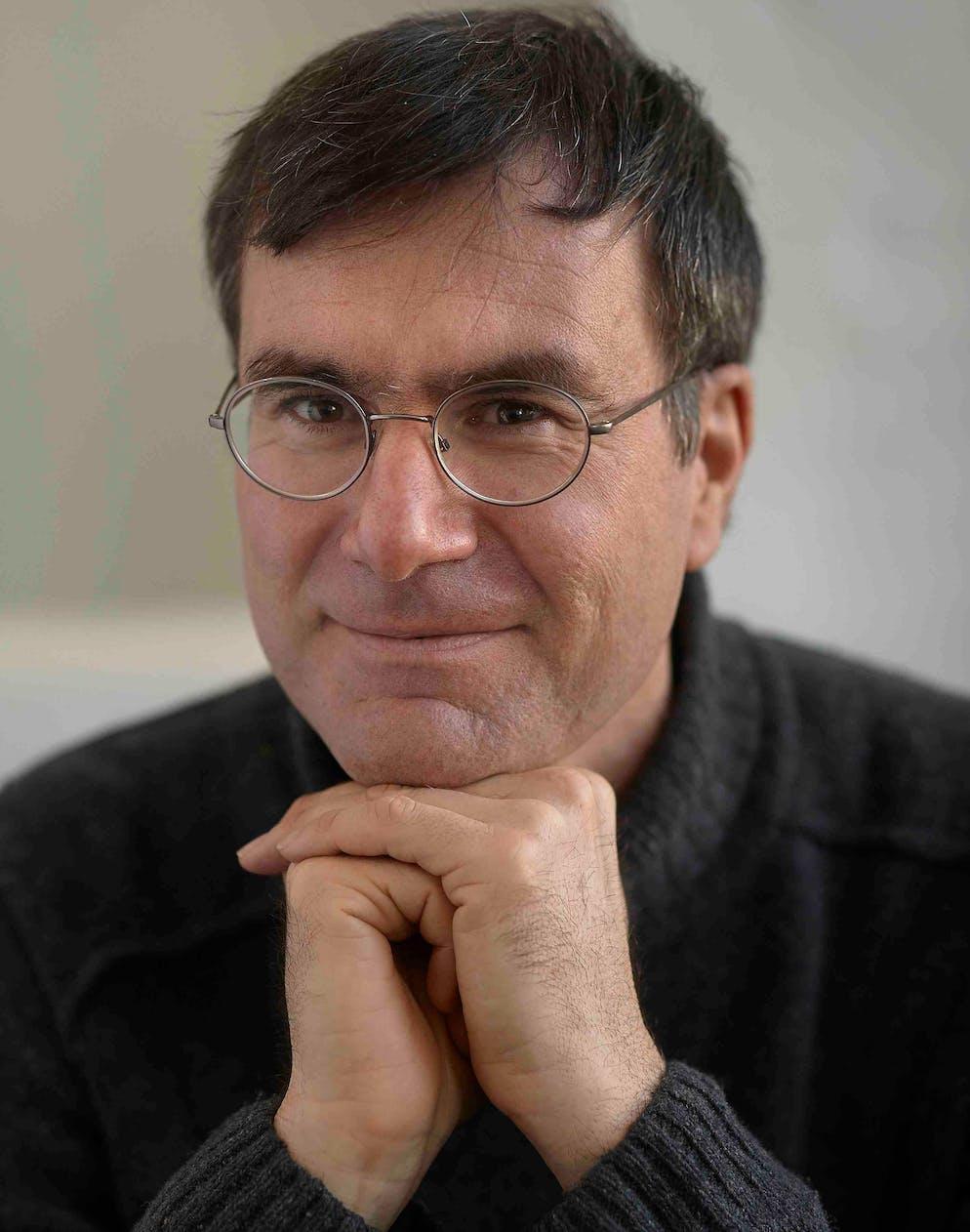 Porträt Stefan Klein, Autor und Wissenschaftler