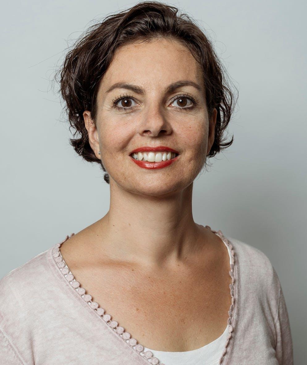 Jsabella Zädow, Ernährungspsychologin