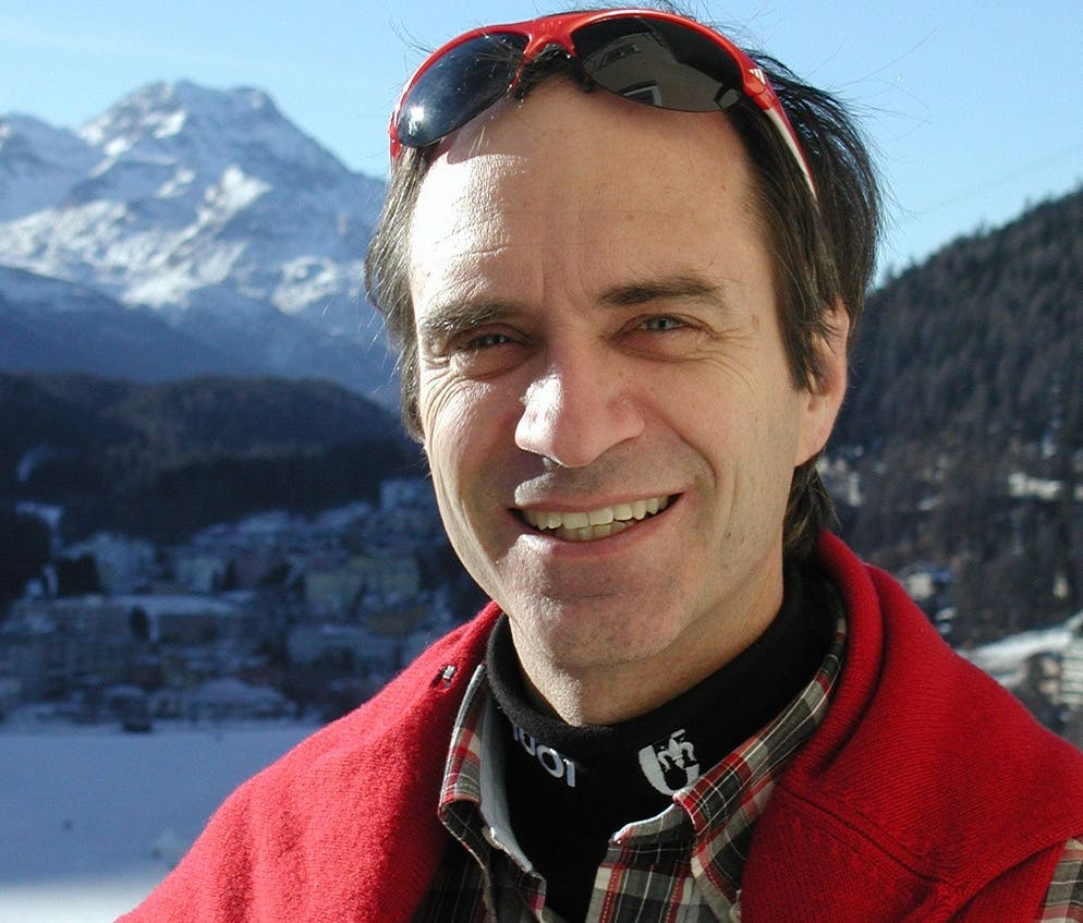 Walter O. Frey Sportarzt und Chefarzt Swiss Ski