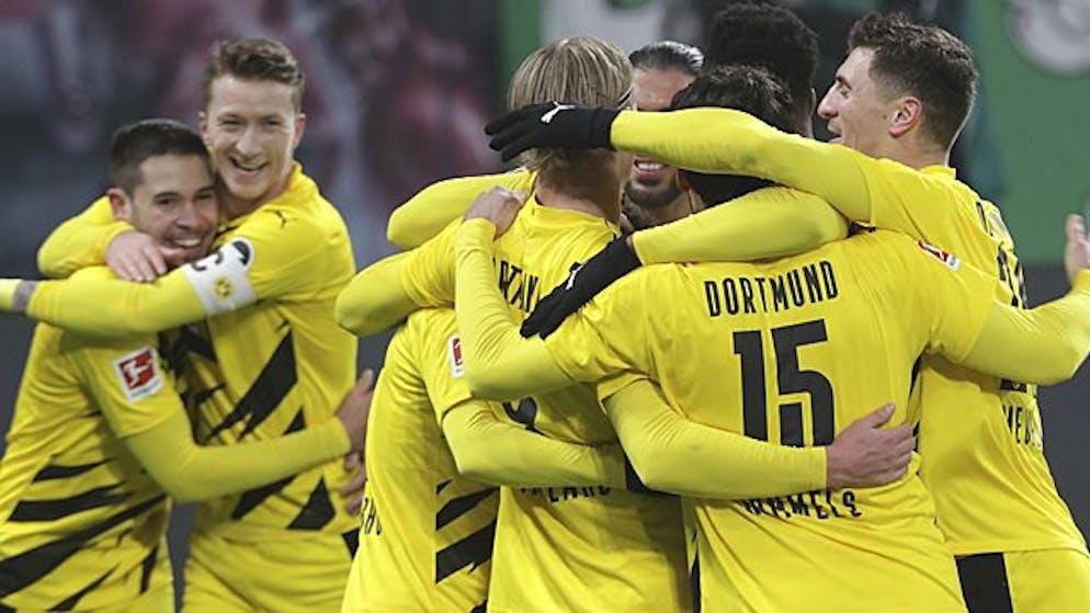 Spiel Bayern Gegen Dortmund 2021