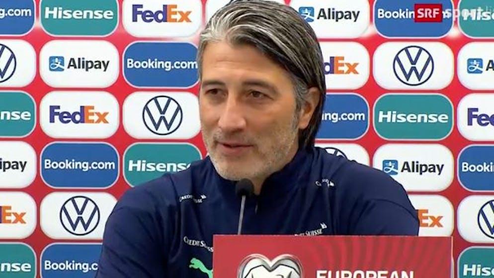 Vuole concentrarsi sulla partita in Lituania: Murat Yakin.