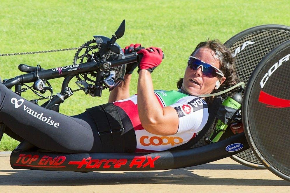 Sandra Graf ends her profession