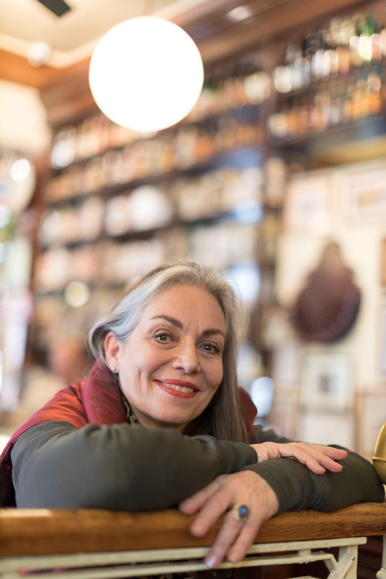 «Einen schön gedeckten Frühstückstisch finde ich immer noch sehr reizvoll»: Nina Corti.