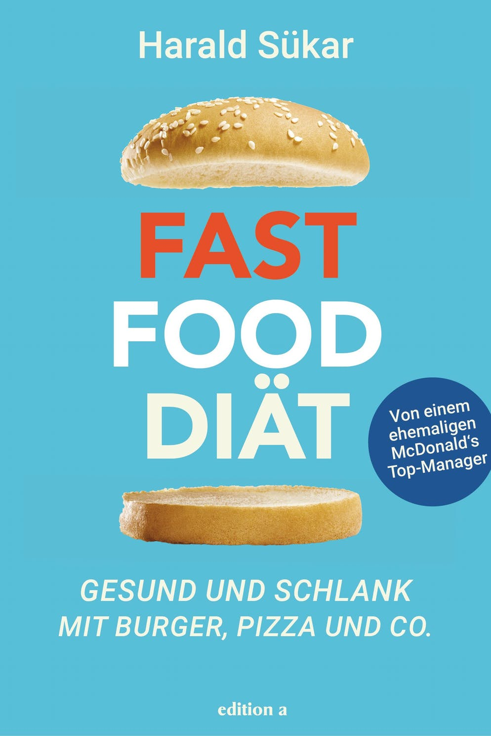 Cover Buch Fast Food Diät