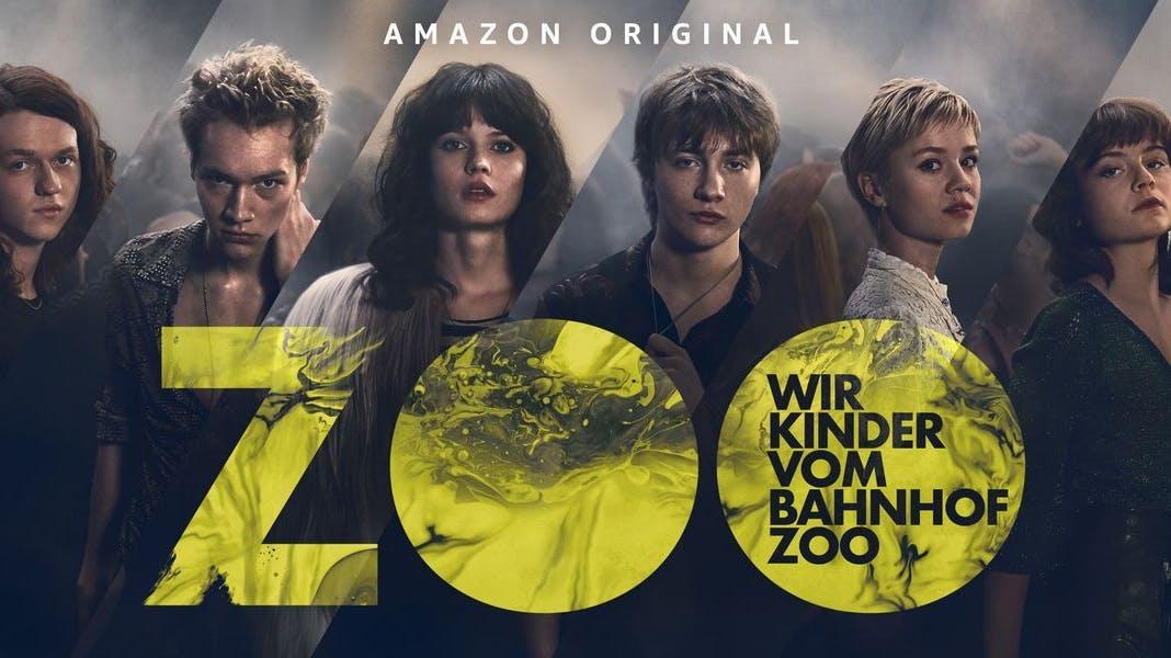 Mit «Wir Kinder vom Bahnhof Zoo» erschuf Streamingdienst Amazon ein weiteres deutsches «Original».