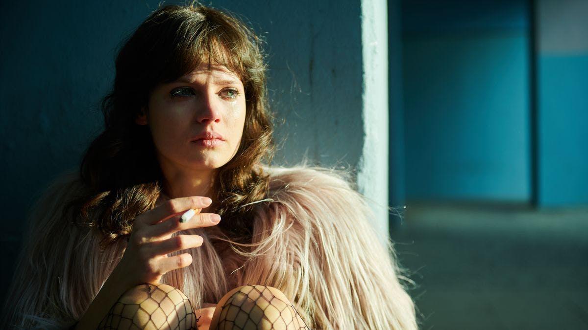 Jana McKinnon spielt die neue Christiane F.