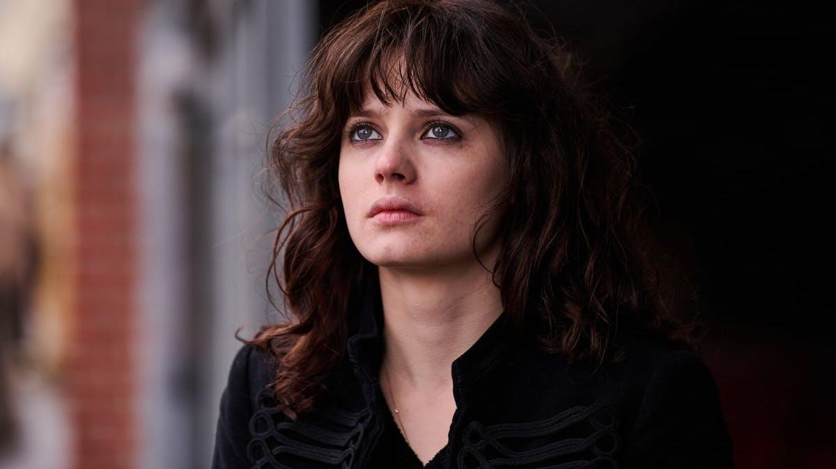 Jana McKinnon spielt die Christiane F. überaus glaubwürdig.