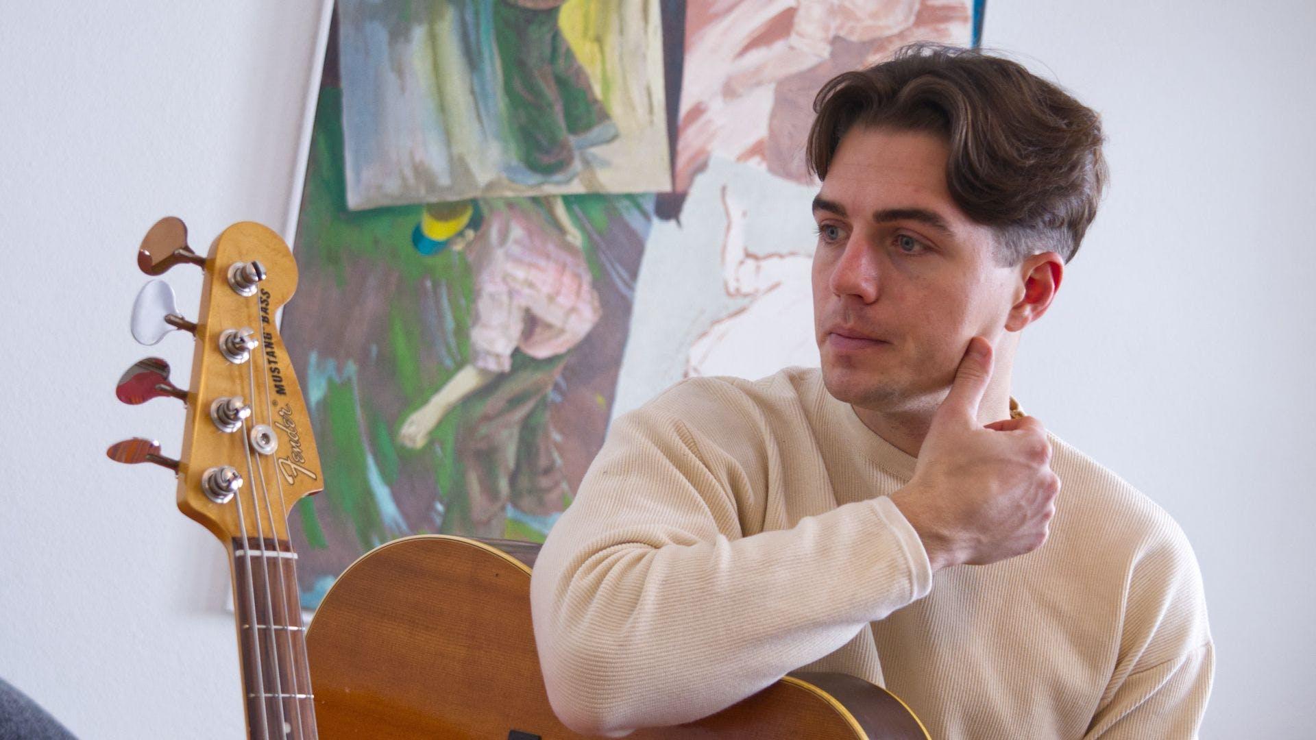 «Ich denke, im Sommer werden sicher wieder Konzerte stattfinden können – wenn auch nur draussen»: Andryy.